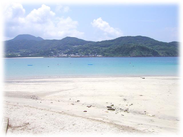 人津久海水浴場
